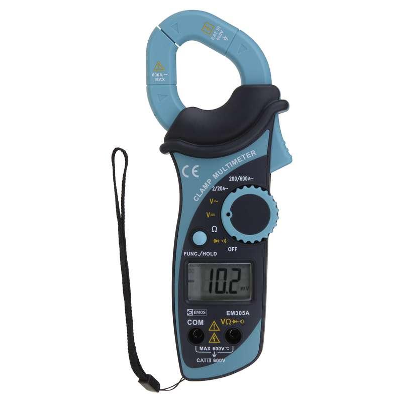 Profi kliešťový multimeter (ampérmeter)